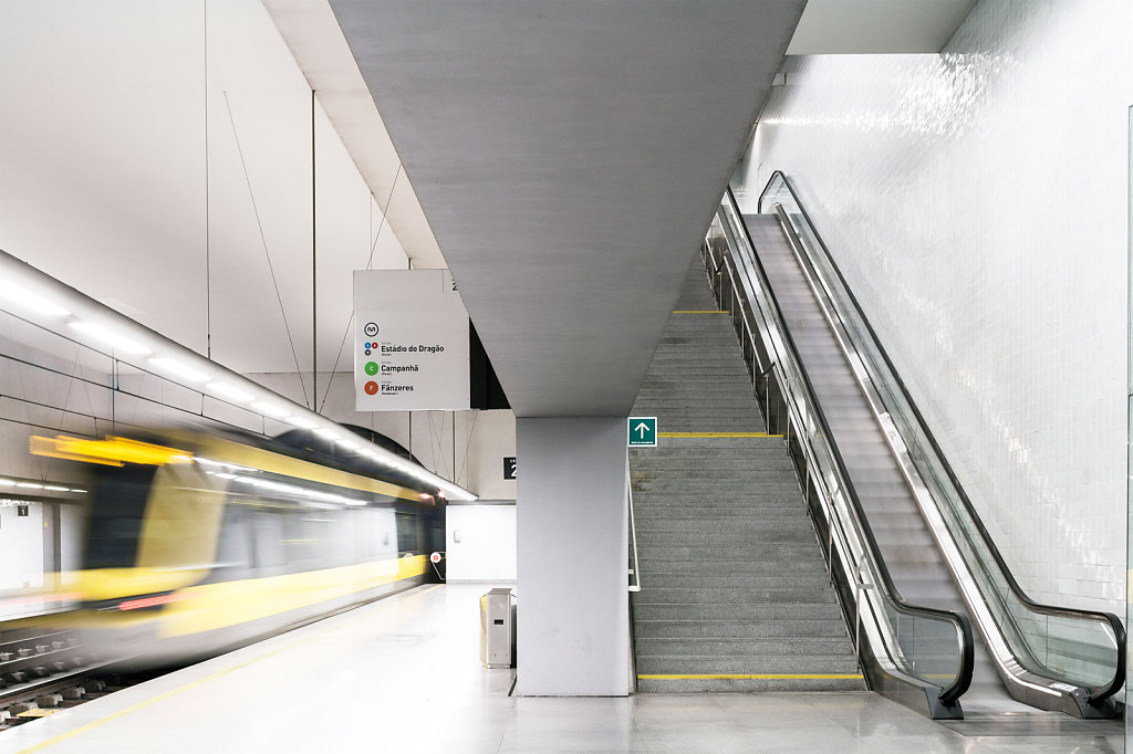 Underground Station   Souto de Moura   Porto   Portugal