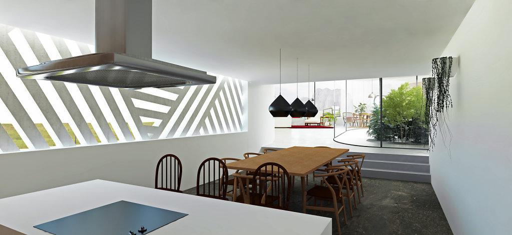 Wafina House -  Gustavo Guimarães Lda. (with Carlos Trancoso)